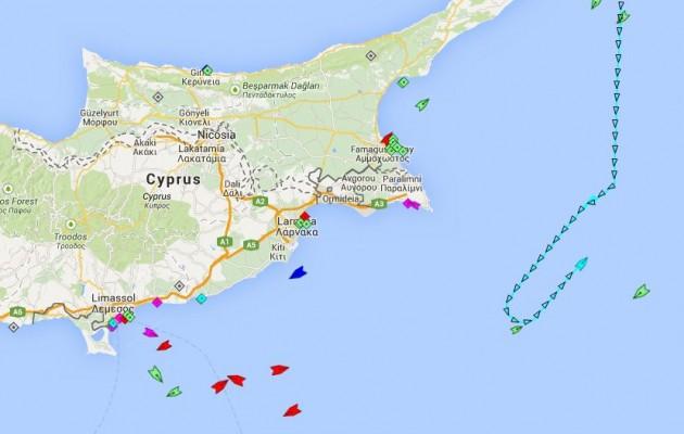 Αλλάζει ρότα το Μπαρμπαρός – Σε επιφυλακή η Κύπρος