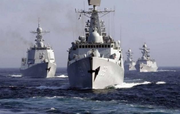Το βρόμικο παιχνίδι Γερμανίας με Τουρκία στο Αιγαίο και ο πόλεμος στη Συρία