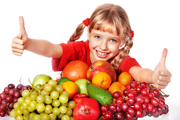 «Βάλε το φρούτο στη ζωή του παιδιού σου»