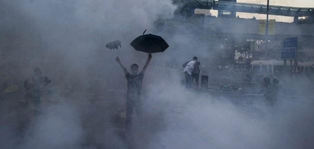 Η επανάσταση της ομπρέλας