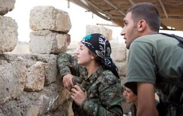 Ναλίν Αφρίν: Η Κούρδισσα στρατηγός που υπερασπίζεται την Κομπάνι