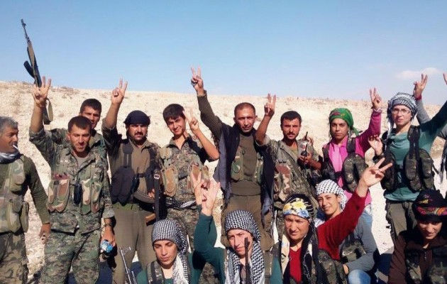 Το Ισλαμικό Κράτος υποχωρεί στην Κομπάνι – Δεκάδες νεκροί τζιχαντιστές