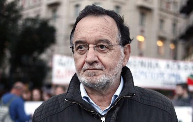 Λαφαζάνης: θα καταργήσουμε την εισφορά αλληλεγγύης και θα ακυρώσουμε το μνημόνιο