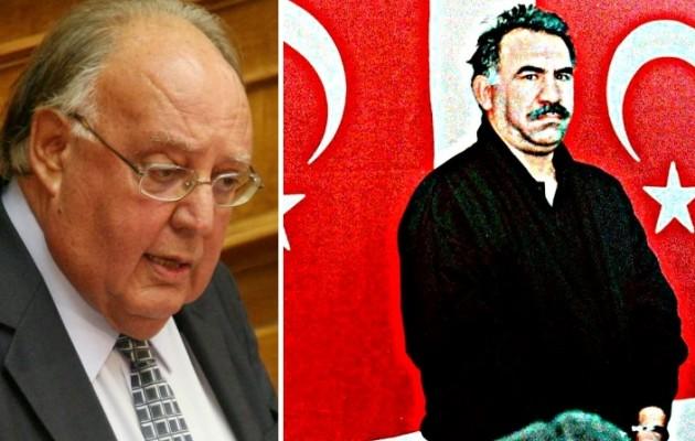 Διαβάστε πώς ο Πάγκαλος παρέδωσε τον ηγέτη των Κούρδων στους Τούρκους