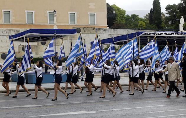 Αθήνα: ποιοι δρόμοι κλείνουν την Τρίτη για την παρέλαση