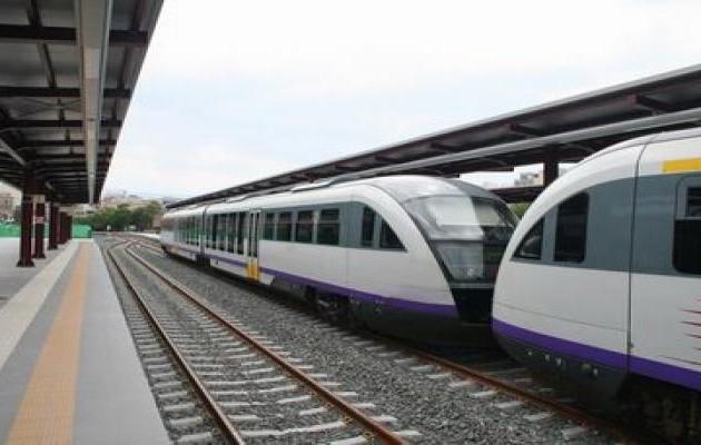 Όλες οι αλλαγές στα δρομολόγια σε τρένα-προαστιακό λόγω των στάσεων εργασίας