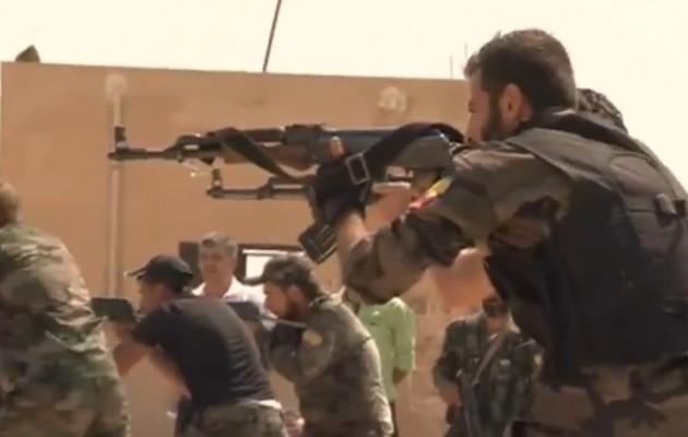 Sootoro: Ένα χριστιανικό τάγμα ενάντια στο Ισλαμικό Κράτος (βίντεο)