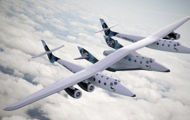 Συνετρίβη διαστημόπλοιο της Virgin σε δοκιμαστική πτήση