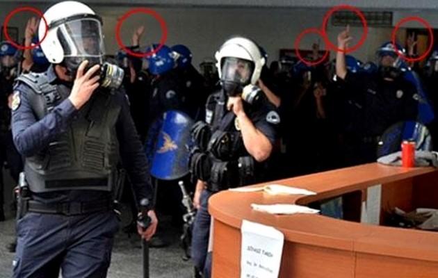 Τουρκία: Επέμβαση στα Πανεπιστήμια – Μπήκαν χαιρετώντας σαν τζιχαντιστές