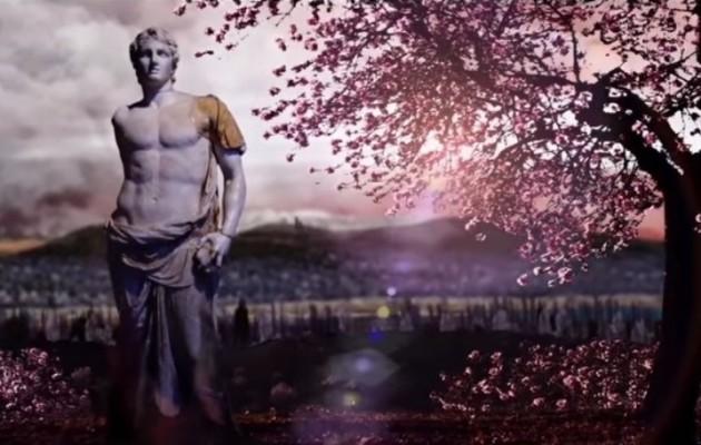 Αμφίπολη: Η Αποθέωση του Μεγάλου Αλεξάνδρου (βίντεο)