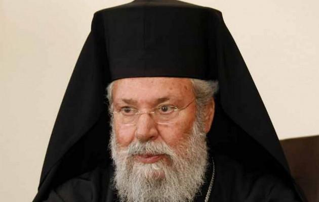 Αρχιεπίσκοπος: Όλοι είχαν μάθει στις μίζες και τις κλεψιές