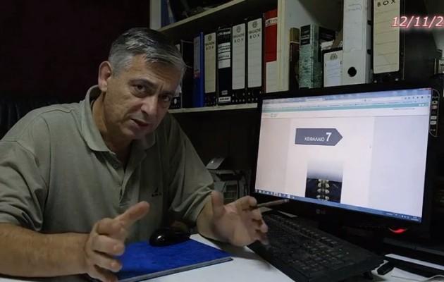 Αμφίπολη: Ο αρχαιολόγος Ευάγ. Μπεξής αποκαλύπτει τα ονόματα των νεκρών στον Τύμβο