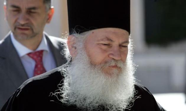 Σοβαρό τροχαίο έπαθε ο ηγούμενος Εφραίμ από το Βατοπέδι – Νοσηλεύεται στα Γρεβενά