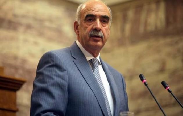 """Μεϊμαράκης: """"Δεν λέω ότι φταίει ο ΣΥΡΙΖΑ για όλα όσα συμβαίνουν"""""""