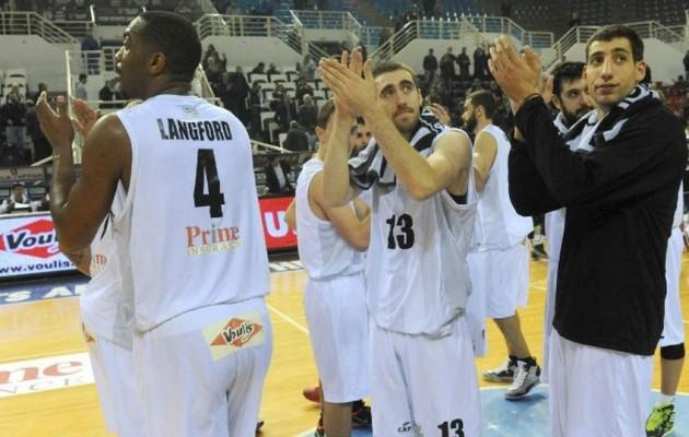 EuroCup: ΠΑΟΚ – Μπουντούτσνοστ 80-60