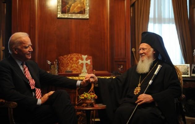 Τι συζήτησαν Οικουμενικός Πατριάρχης και Μπάιντεν