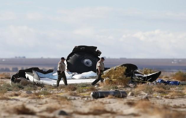 Virgin Galactic: Αίτια της συντριβής για το τουριστικό διαστημόπλοιο