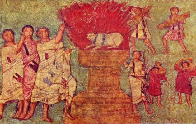 Το Ισλαμικό Κράτος καταστρέφει ελληνικές και βυζαντινές αρχαιότητες