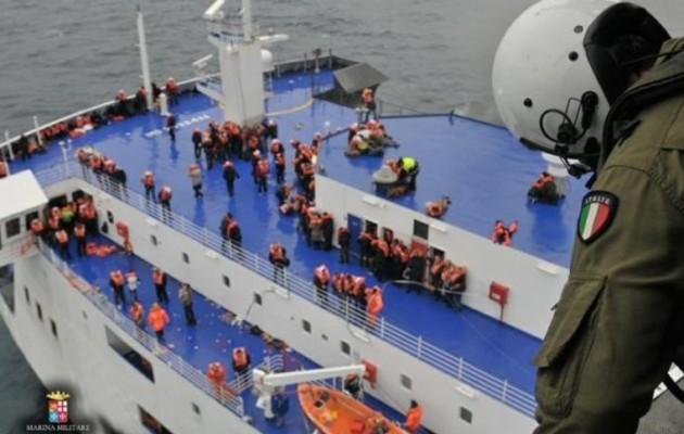 Norman Atlantic: 407 οι διασωθέντες