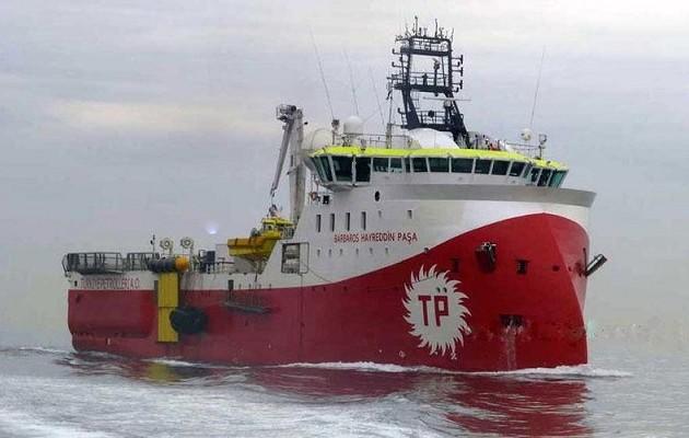 Φετίχ Ντονμέζ: Το Barbaros δεν φεύγει από την Ανατολική Μεσόγειο