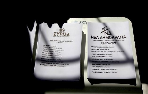 Προβάδισμα του ΣΥΡΙΖΑ με 3% δείχνει νέα δημοσκόπηση