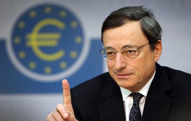 Μ. Ντράγκι: Η Ευρωζώνη θα πρέπει να στηρίζει τις πιο αδύναμες χώρες