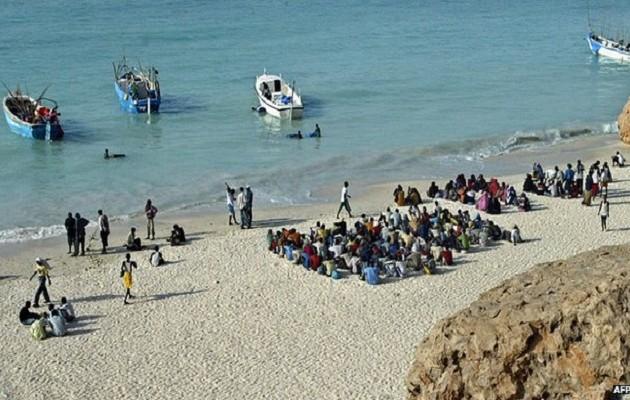Εβδομήντα αιθίοπες μετανάστες πνίγηκαν ανοικτά της Υεμένης