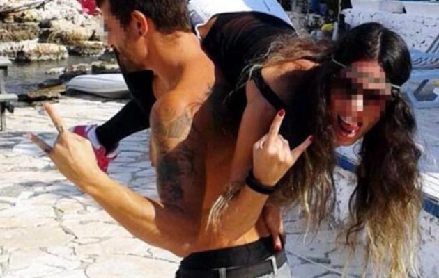 Τουρκάλα FEMEN θύμα εκβιασμού με ροζ βίντεο