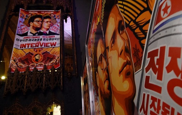 """Η Μόσχα """"κατανοεί"""" την οργή της Βόρειας Κορέας για την ταινία """"The Interview"""""""