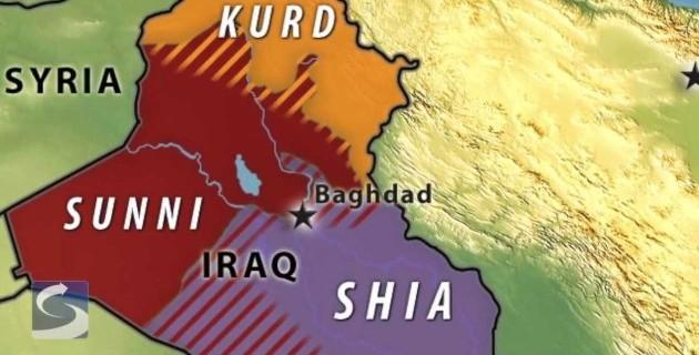 Διαμελισμό του Ιράκ στα τρία προτείνουν οι Κούρδοι