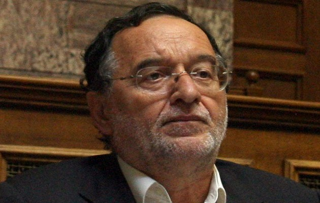 Ο Λαφαζάνης σίγουρος ότι δεν θα βρεθούν οι 180 βουλευτές για την προεδρική εκλογή
