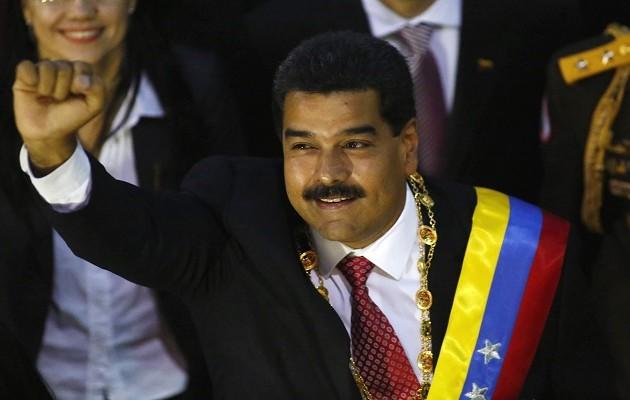 «Συμμορία εξτρεμιστών» αποκάλεσε την κυβέρνηση Τραμπ ο Μαδούρο