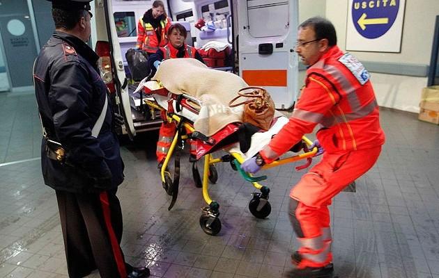 Norman Atlantic: 118 Έλληνες επιβάτες αποβιβάστηκαν στο λιμάνι του Μπρίντιζι