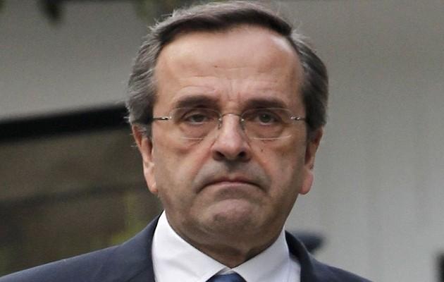 Παραιτείται ο Αντώνης Σαμαράς από πρωθυπουργός