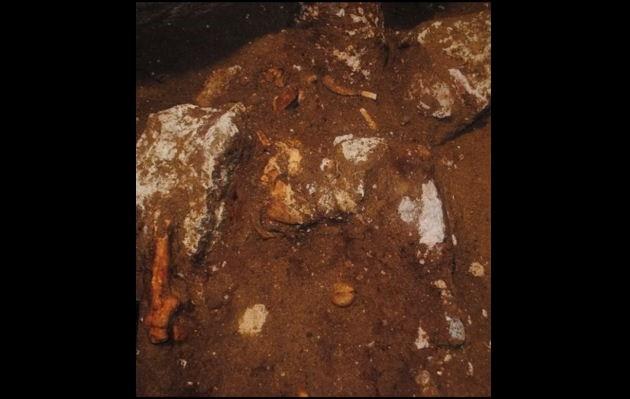Αυτός είναι ο σκελετός που βρέθηκε στην Αμφίπολη
