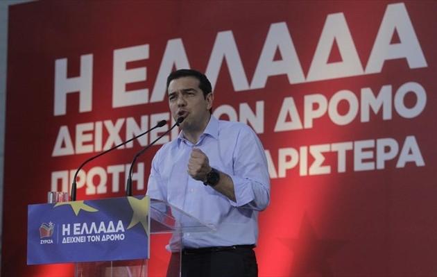 Από τον Κεραμεικό ξεκινά σήμερα ο Τσίπρας με προεκλογική ομιλία