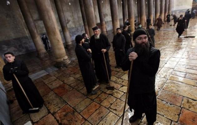 Κοροναϊός Covid-19: Έλληνες τουρίστες στη Βηθλεέμ με ύποπτα κρούσματα