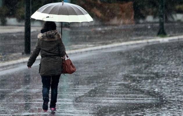 Πώς θα είναι ο καιρός την Τετάρτη – Πρόγνωση για όλη την Ελλάδα