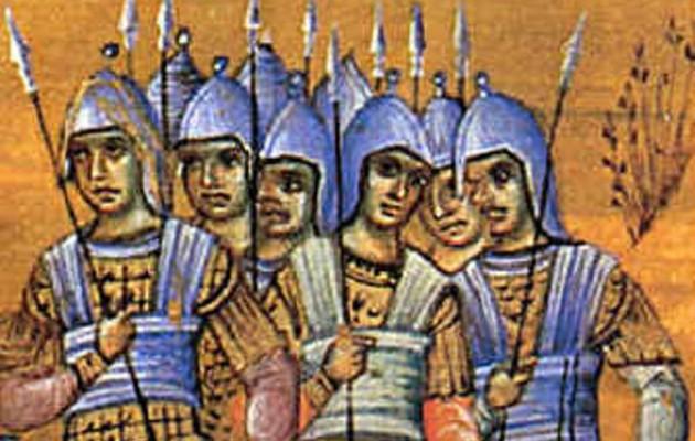 Η άγνωστη ελληνική επανάσταση του 727 μ.Χ. ενάντια στους Βυζαντινούς
