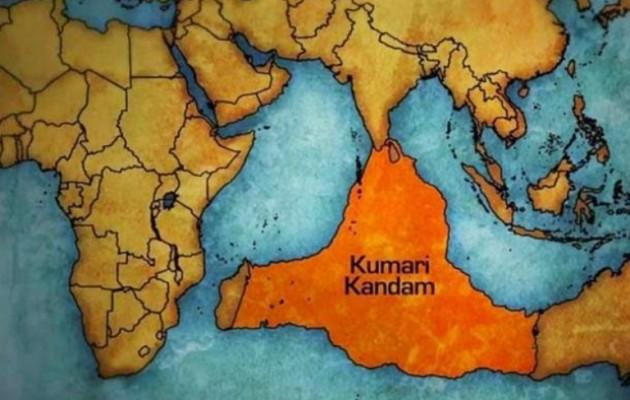 Ποια ήταν η χαμένη ήπειρος Λεμουρία στον Ινδικό Ωκεανό