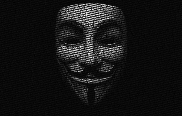 Οι ANONYMOUS χάκεψαν μια σειρά από κυβερνητικές σελίδες στην Ισπανία
