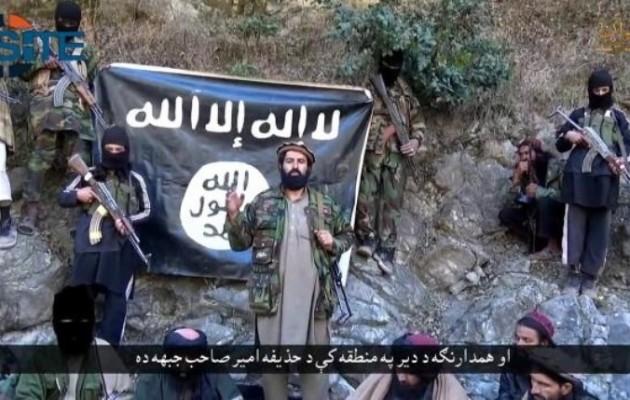 Οπλαρχηγοί των Ταλιμπάν ορκίστηκαν πίστη στο Ισλαμικό Κράτος
