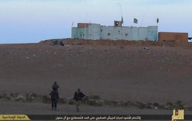 Το Ισλαμικό Κράτος επιτέθηκε στη Σαουδική Αραβία (φωτογραφίες)