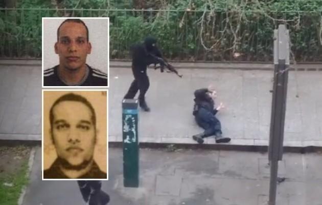 """Το Ισλαμικό Κράτος ανακήρυξε """"ήρωες"""" τους μακελάρηδες της Charlie Hebdo"""