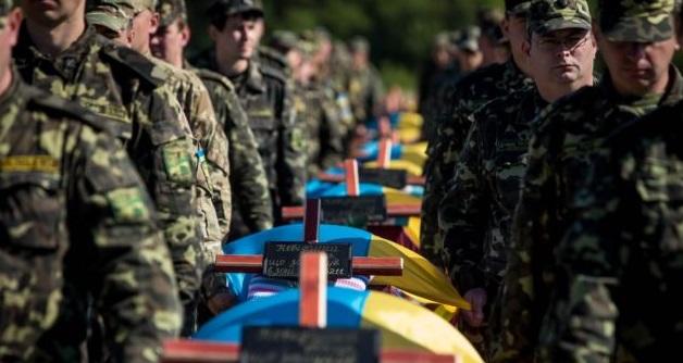 250.000 στρατό συγκεντρώνει η Ουκρανία