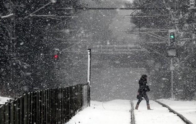 Ο «Θησέας» καταφθάνει από Ιταλία – Πού θα «χτυπήσει» με χιόνια και καταιγίδες