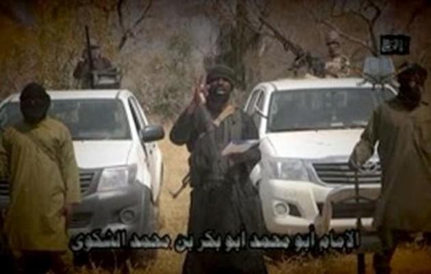 Τύμπανα πολέμου: Η Μπόκο Χαράμ ορκίστηκε πίστη στο Ισλαμικό Κράτος