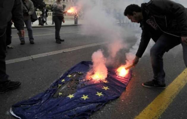 Να τελειώνει η πλάκα! Εάν χρεοκοπήσει η Ελλάδα διαλύεται η Ευρώπη