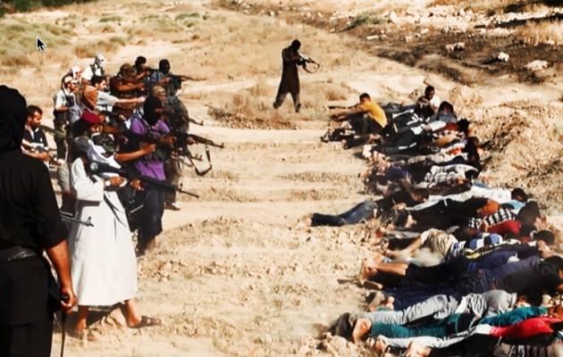 Το Ισλαμικό Κράτος απειλεί να αποκεφαλίσει 150 χριστιανούς, γυναίκες και παιδιά