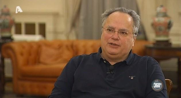 Νίκος Κοτζιάς: Δεν είμαστε πλέον η Ελλάδα της φάπας